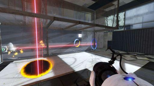 725537-portal-2-macintosh-screenshot-laser-redirection-on-a-sentry