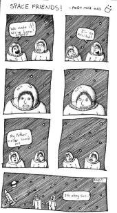 Space Friends!