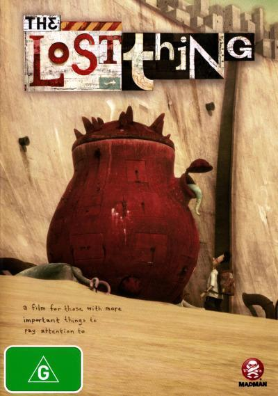 lost thing dvd