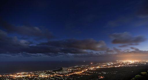 Wollongong_at_night