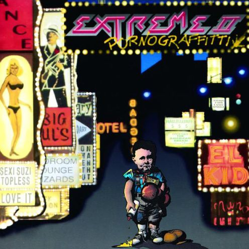 Extreme - Pornograffitti (1990)